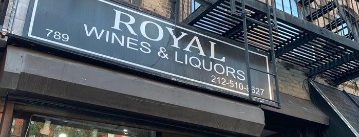 Royal Wines & Liquor is one of Zxavier's Adventures.
