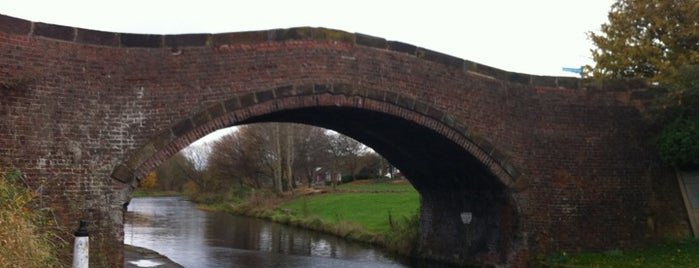 Bridgewater Way - Bate's Bridge is one of Orte, die Stephen gefallen.