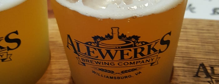 Alewerks Brewing Company is one of Beer.