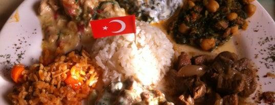 Güler Osmanlı Mutfağı is one of İstanbul Yeme&İçme Rehberi - 2.