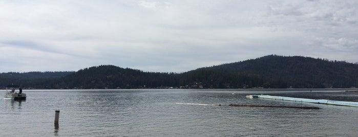 Newman Lake is one of Posti che sono piaciuti a Ainsley.