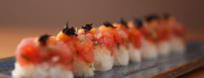 Kappa Sushi Bar is one of Restaurantes.