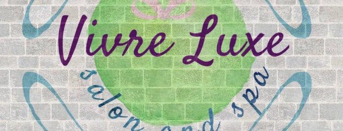 Vivre Luxe Salon & Spa - Novaliches Bayan Proper Branch is one of Jackie 님이 저장한 장소.