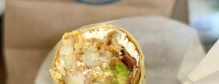 Best Damn Breakfast Burrito is one of Sam'ın Beğendiği Mekanlar.
