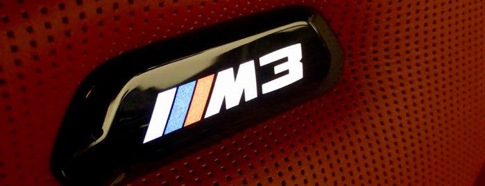 Basney BMW is one of Locais curtidos por Sam.