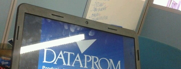 Dataprom is one of work.