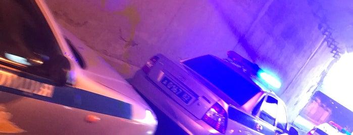 Туннель под взлетной полосой is one of Locais curtidos por Stanislav.