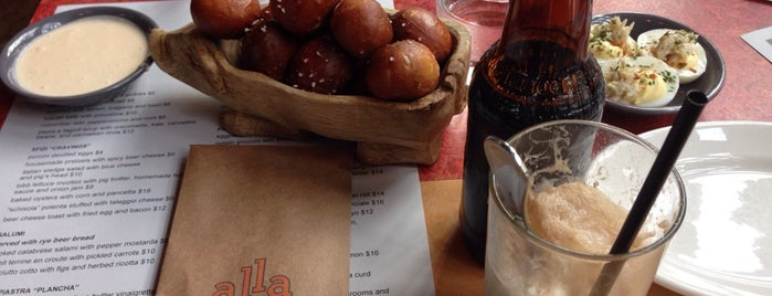 Alla Spina is one of Guide to Philly.