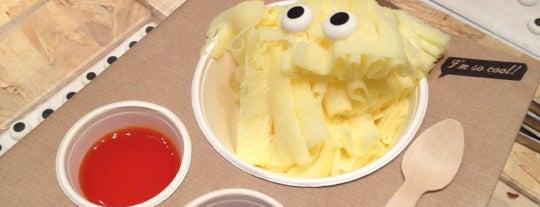 Eyescream & Friends is one of The FoodHunter DimasEnrik AC.