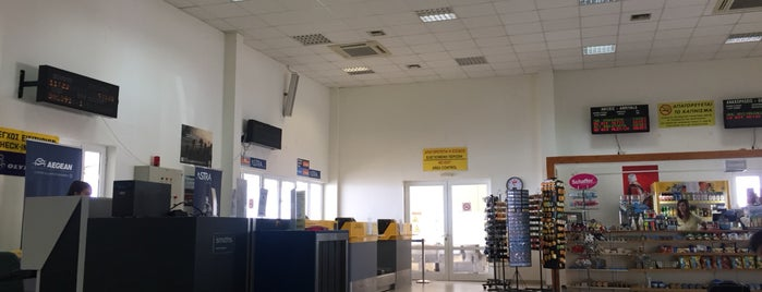 Sitia Municipal Airport (JSH) is one of Taksim Meydanı.