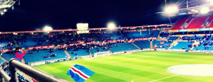 Ullevaal Stadion is one of outsiders....