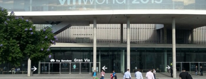 #VMworld 2013 Europe (Fira Gran Via) is one of SanFran VMworld.