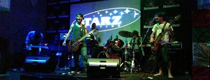 Starz Nightclub is one of Tempat yang Disukai Jose.