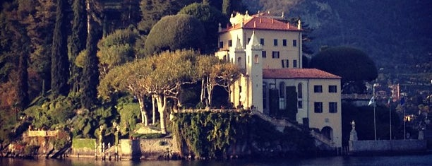 Villa del Balbianello is one of Voyages.