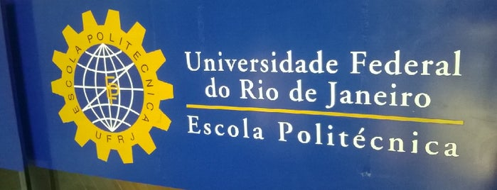 Escola Politécnica is one of UFRJ.