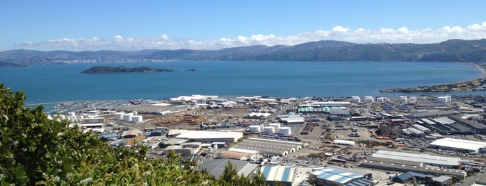 Wainuiomata Hill Lookout is one of New Zealand 🗺⛰🏔🏞🌄🌅🌇🏙.