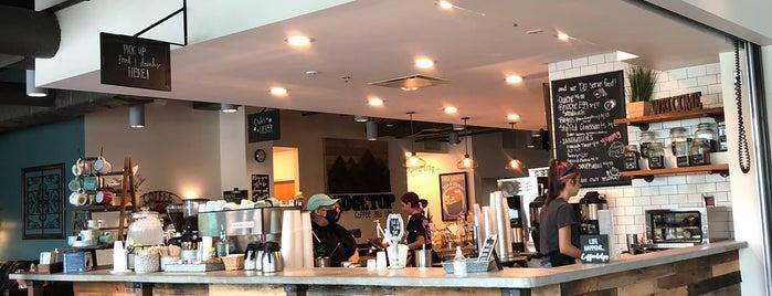 Ridgetop Coffee And Tea is one of Lieux qui ont plu à Jason.
