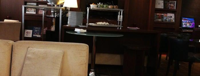 Sheraton Poznan Club Lounge is one of Udo 님이 저장한 장소.