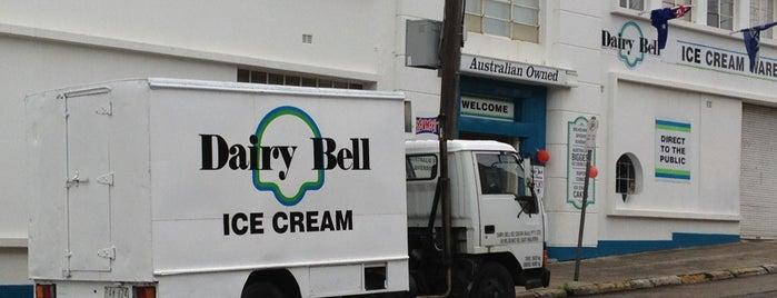 Dairy Bell Icecream Factory is one of Sydney.