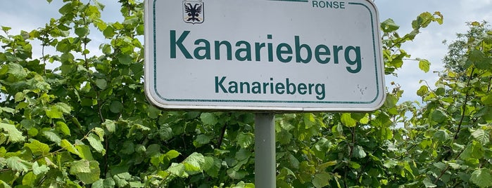 Kanarieberg is one of Ronde Van Vlaanderen.