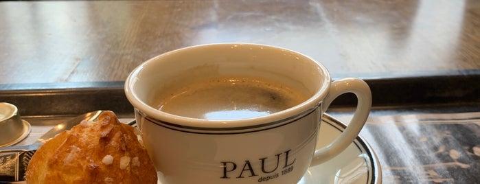 Paul is one of Lieux qui ont plu à Emmanuel.