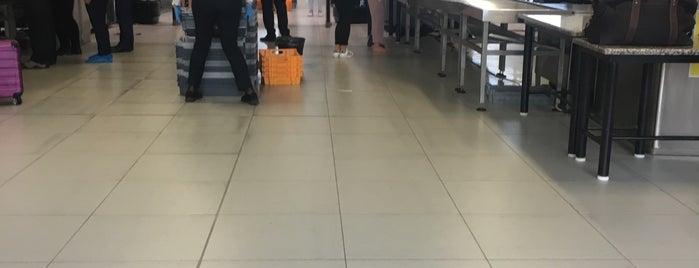 Security Check is one of สถานที่ที่ Cristian ถูกใจ.