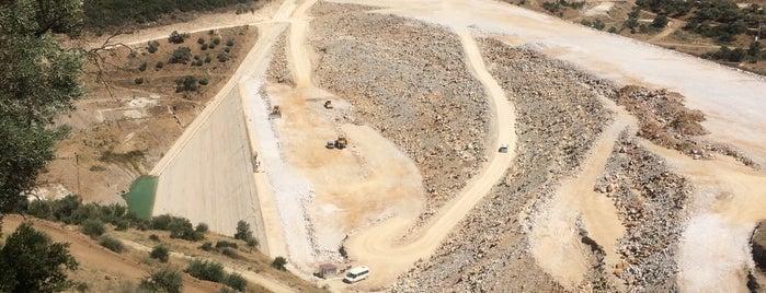 Ödemiş Rahmanlar Barajı Şantiyesi is one of Locais curtidos por Resul.