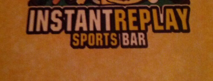 Instant Replay Sportsbar is one of Everything Long Island.