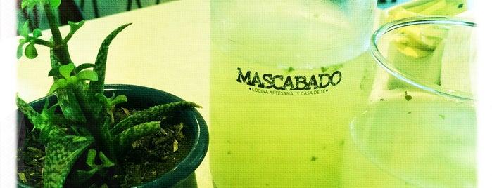 Mascabado cocina artesanal y casa de te is one of Fez : понравившиеся места.