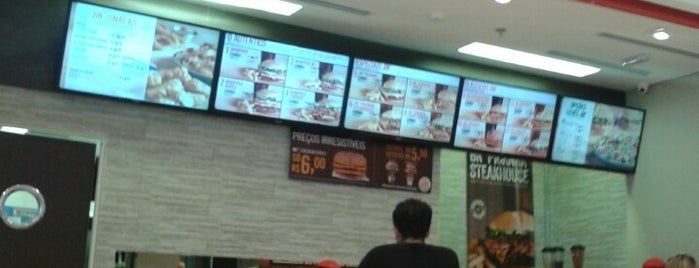 Burger King is one of Ana Finoti 님이 좋아한 장소.