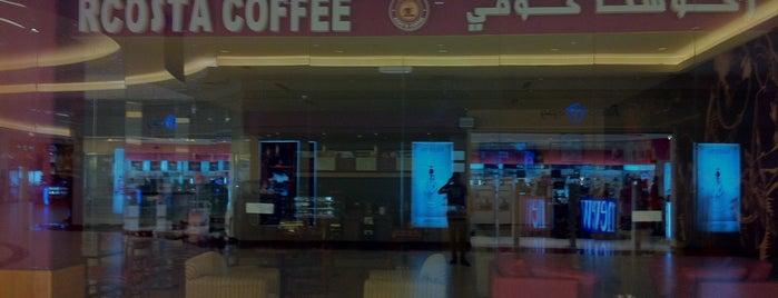 Costa Coffee is one of Biel 님이 좋아한 장소.
