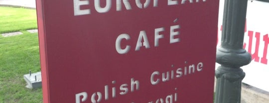 Touch of European Cafe is one of Goal restaurants.