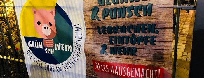 Glühschwein is one of Orte, die Christian gefallen.