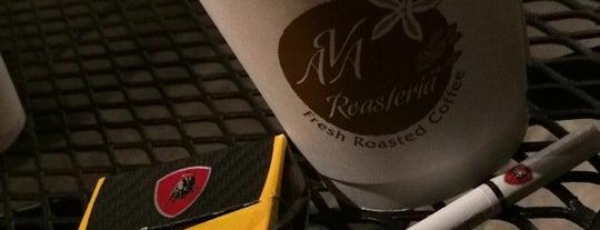 Ava Roasteriá Coffee Co. is one of Apnea'nın Beğendiği Mekanlar.