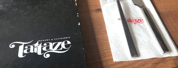 Tattaze Bakery& Dünya Mutfagi is one of สถานที่ที่ Pınar ถูกใจ.