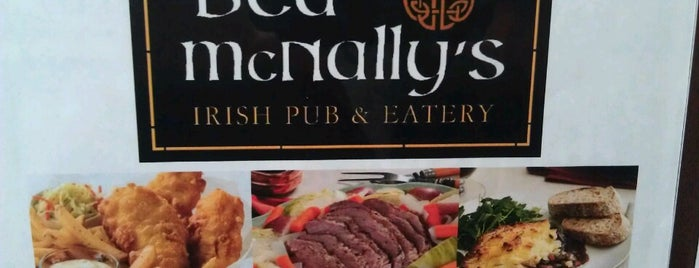 Bea McNally's Irish Pub And Eatery is one of Orte, die John gefallen.