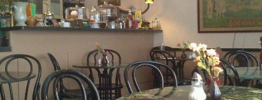 Telos Cafe is one of EatMunich.