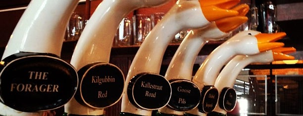 Goose Island Brewpub is one of 20 Great Spots for a Summer Beer in Chicago.