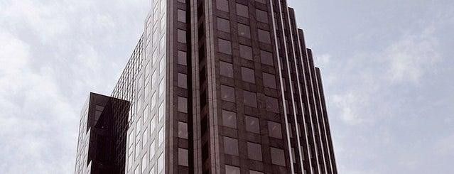 Scotia Plaza is one of Toronto 2012.