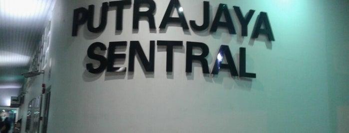 Putrajaya Sentral Terminal B is one of Malaysia.