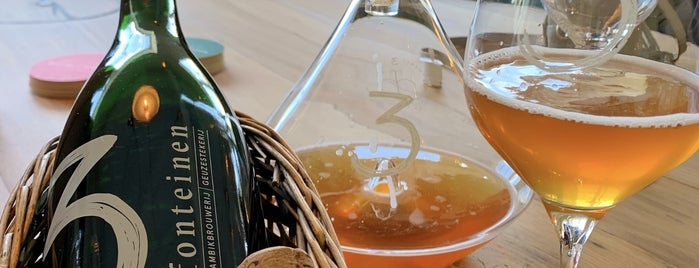 3 Fonteinen Lambik-o-Droom is one of Best Brewers in the World 2018.