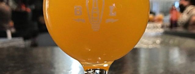 Bottle Logic Brewing is one of Beer / Ratebeer's Top 100 Brewers [2017].
