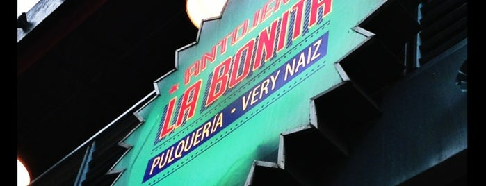 Antojería La Bonita is one of 101 Mexico City musts!.
