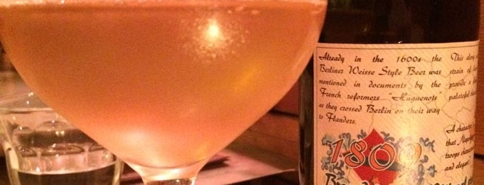 Fat Angel Food & Libation is one of Wine Bars Where You Should Be Sipping.