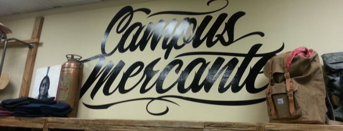 Campus Mercante is one of Raymondさんのお気に入りスポット.