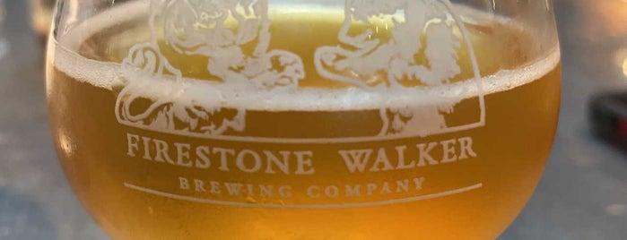 Firestone Walker Brewing Company - The Propagator is one of LA/Anaheim.