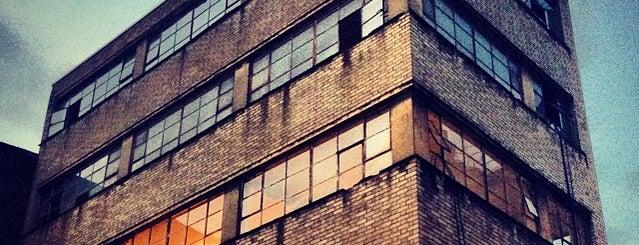 Farmiloe Building is one of À faire à Londres.