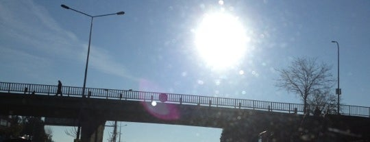 E-5 İçmeler Köprüsü is one of Lugares favoritos de Osman.