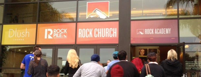 The Rock Church is one of Guide to San Diego's best spots.