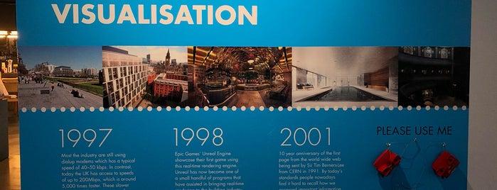 New London Architecture is one of Lieux sauvegardés par Jon.